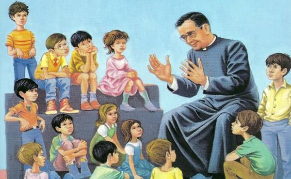 Opus Dei - Voor kinderen