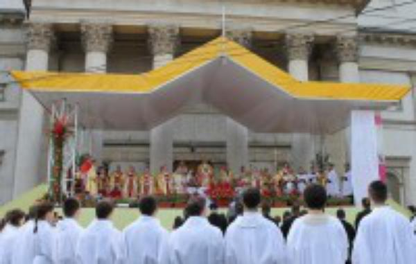 Beatificarea Episcopului martir Ioan Scheffler