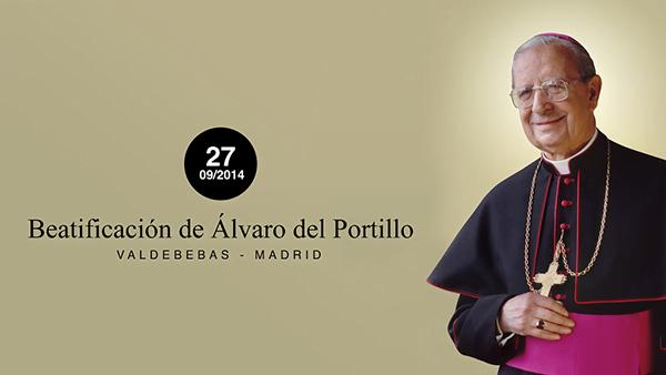 Opus Dei - VARIOS MILES DE GALEGOS ASISTIRAN Á BEATIFICACIÓNDE MONS. ÁLVARO DEL PORTILLO