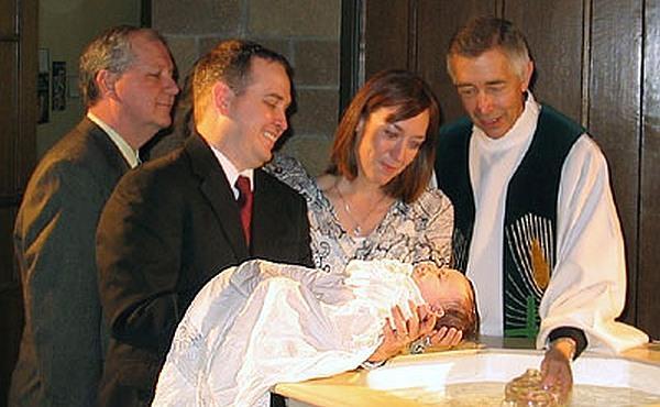 Die Taufe ist mehr als die Feier der Namensgebung