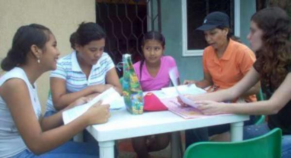 Labor social en Villa del Rosario-Barranquilla