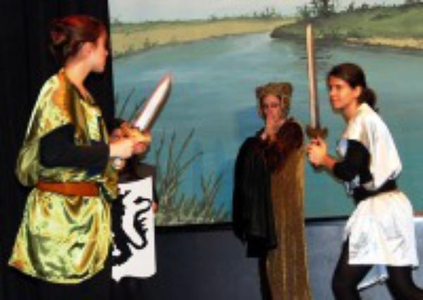 Les jeunes de Fontenelle interprètent Lohengrin, de Wagner