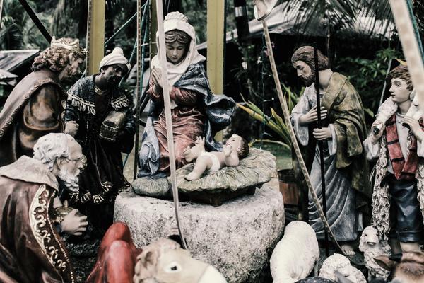 Prelāta apsveikums Kristus Dzimšanas svētkos (2020)
