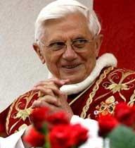 Benedikt XVI. Foto: Efe.