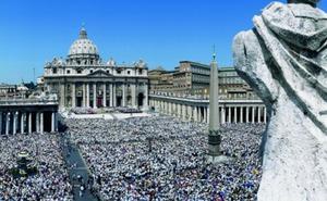 Plass i Den katolske kirke