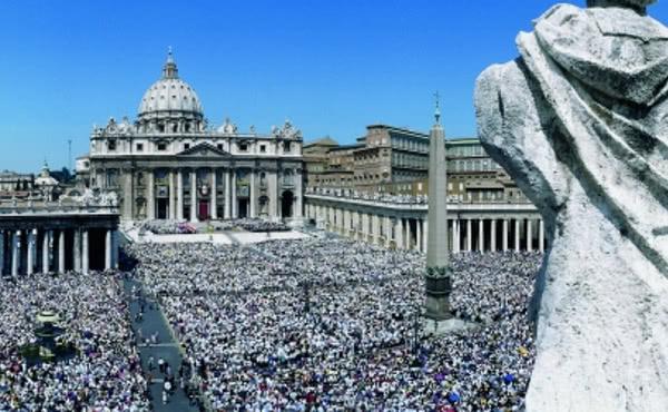 Opus Dei - Homilie paus bij de zaligverklaring (17 mei 1992)