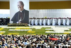 La Beatificación en los medios argentinos