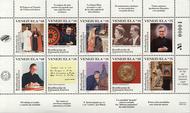 Serie filatélica rinde homenaje a Josemaría Escrivá