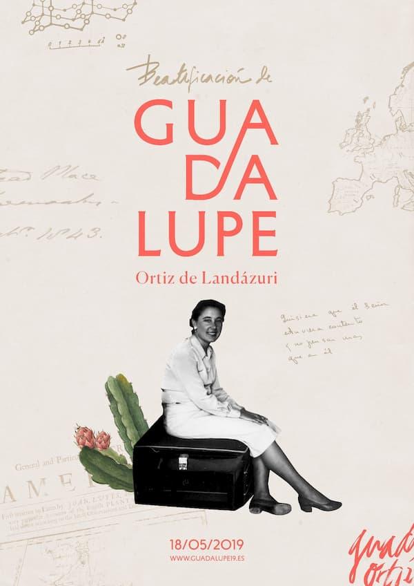 Opus Dei - 尊者グアダルーペ・オルティス・デ・ランダスリの列福式・感謝ミサ式次第