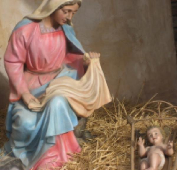 Betlehem uvijek prisutan u svetohraništu