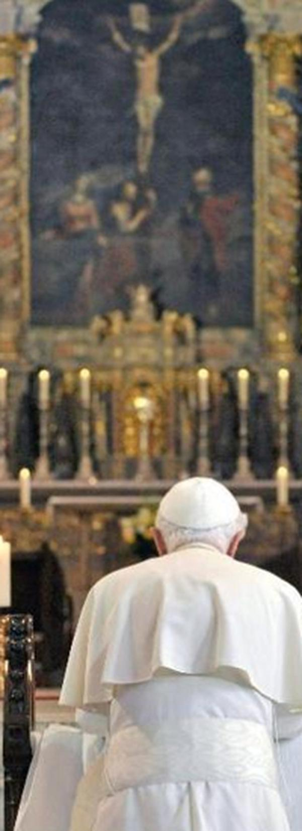 Address of Benedict XVI at Ecumenical Prayer Service