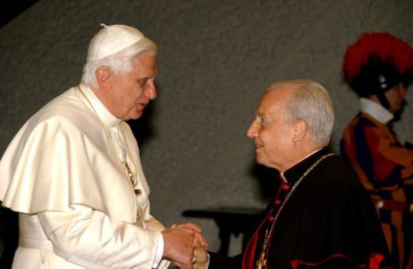 Résumé de l'intervention du prélat de l'Opus Dei au synode des Evêques