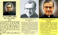 Prayer card of St Josemaria in many languages