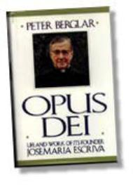 Livros sobre São Josemaria Escrivá