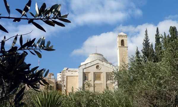 Betânia: Santuário da Ressurreição de Lázaro