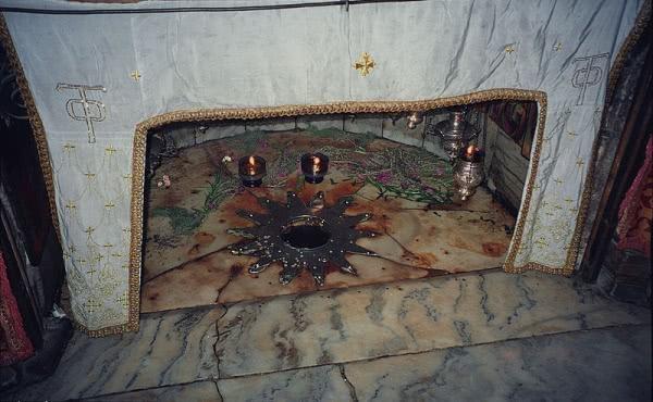 Opus Dei - Betlejem: Bazylika Narodzenia Pańskiego