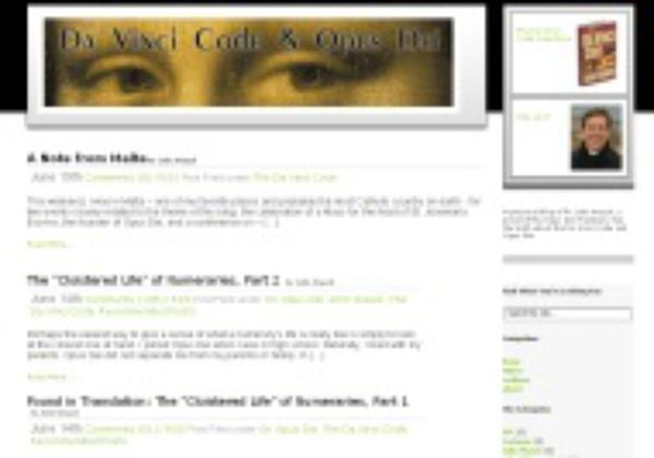 """El Catecismo de """"El Código da Vinci"""""""