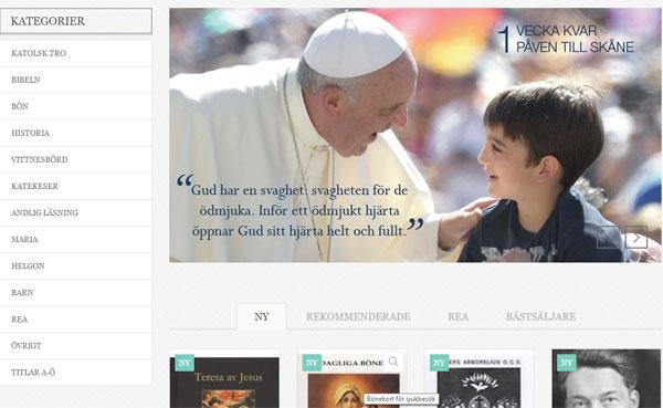 Opus Dei - Påven håller Sara sysselsatt