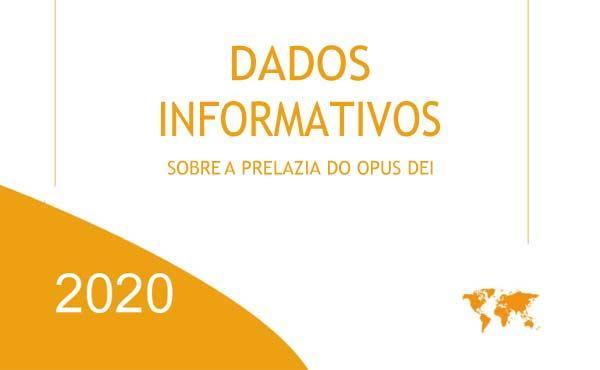 Dados informativos sobre o Opus Dei (2020)