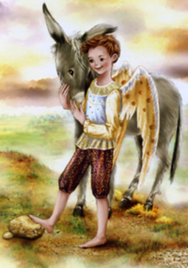 Eine Biographie des hl. Josefmaria für Kinder