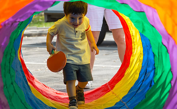 Opus Dei - Deporte contra la pobreza infantil