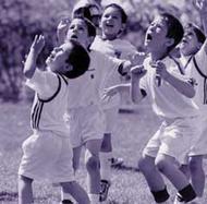 """""""O esporte, bem orientado, faz maravilhas"""""""