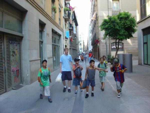 El Raval: convivencia multicultural para evitar el conflicto social