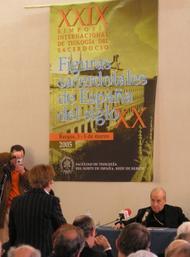 O prelado do Opus Dei na Espanha