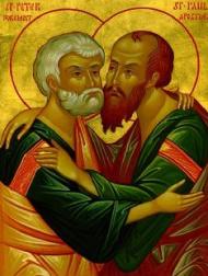 圣伯多禄和圣保禄