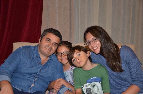 """Em Macau: """"Aprendemos a nos adaptar como família"""""""