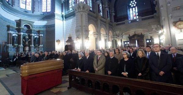 """Opus Dei - Cálido adiós al """"conde de la humanidad"""""""
