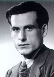 Rafael Calvo-Serer (1916-1988), one of the early Opus Dei members to come to Britain. In 1953 he was exiled from Spain for writing against Franco's government.