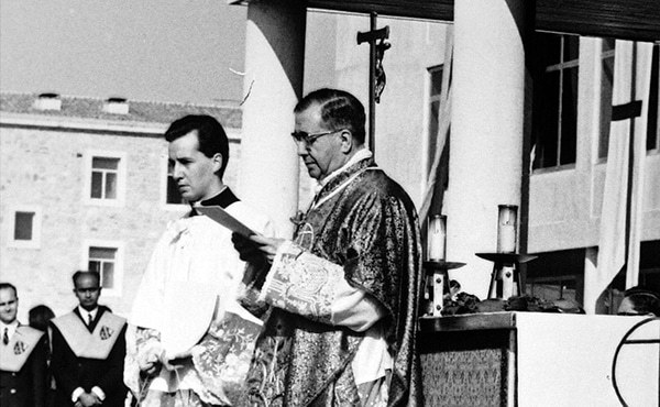 Opus Dei - Estimar el món apassionadament