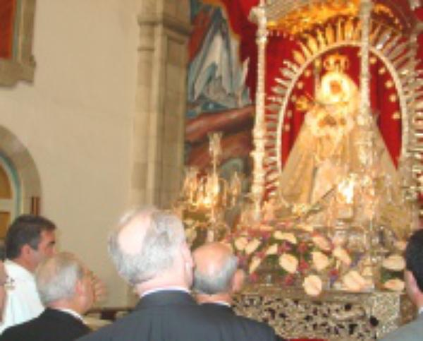 El prelado del Opus Dei en Canarias
