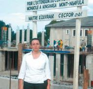Unha enfermeira viguesa no inferno do Congo