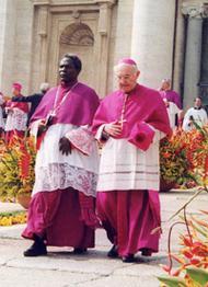 Detalii din ziua canonizării