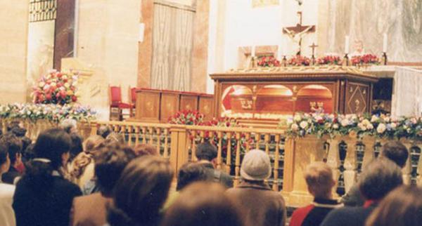 Canonizarea Mons. Escrivá
