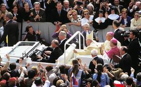 Il prelato: «Dacci quella gioventù dell'anima che ha sempre avuto san Josemaría»