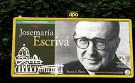 Cronologia da causa de canonização de Josemaría Escrivá de Balaguer