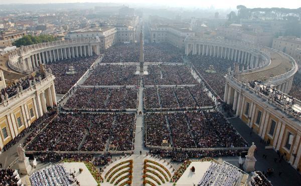 Opus Dei - Recuerdos de la canonización de San Josemaría