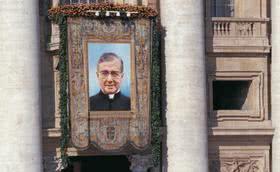 Szentmise Szent Josemaría tiszteletére