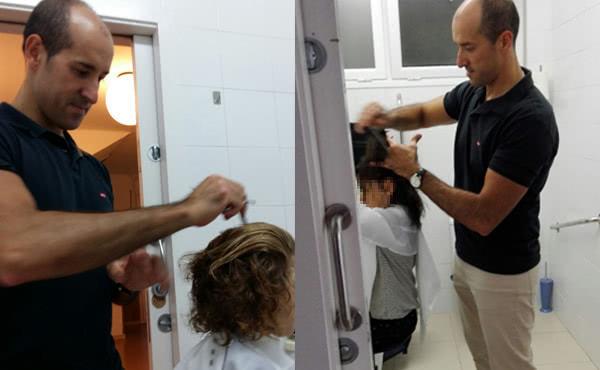 """Opus Dei - """"Ens vénen a tallar els cabells a casa"""""""