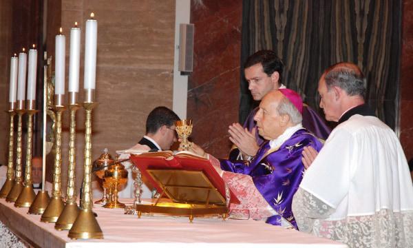 Viver a Santa Missa
