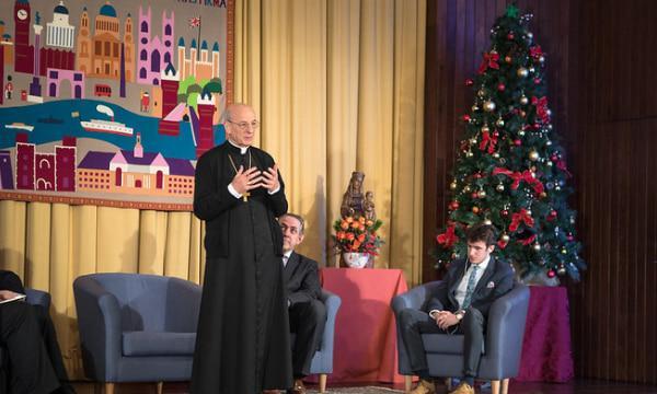 Felicitação de Natal do Prelado do Opus Dei (2020)