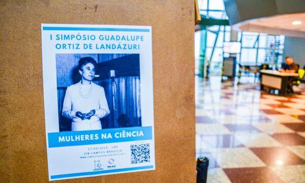 Mujeres en la Ciencia: Simposio Guadalupe Ortiz de Landázuri