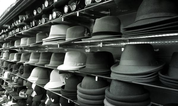 Santificando o meu trabalho (2): Chapéus