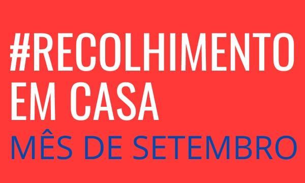 Opus Dei - Recolhimento de Setembro #EmCasa