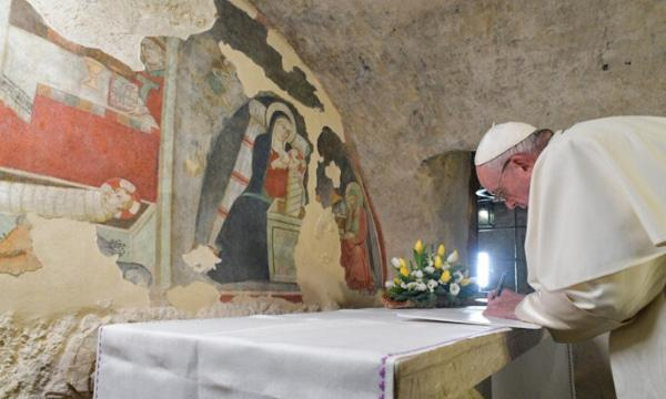 Opus Dei - Carta Apostólica do Papa sobre o presépio