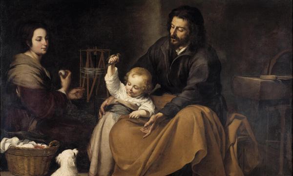 33. O quarto mandamento do Decálogo: honrar pai e mãe
