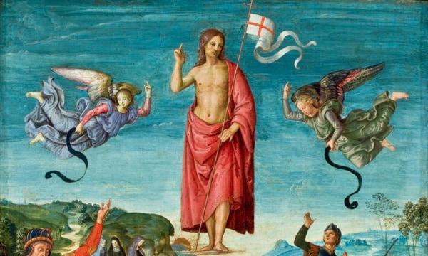 16. Creio na ressurreição da carne e na vida eterna
